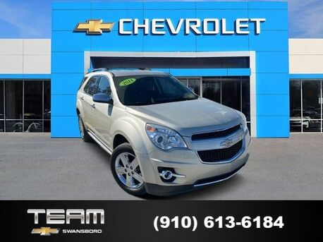 2014_Chevrolet_Equinox_LTZ_ Goldsboro NC