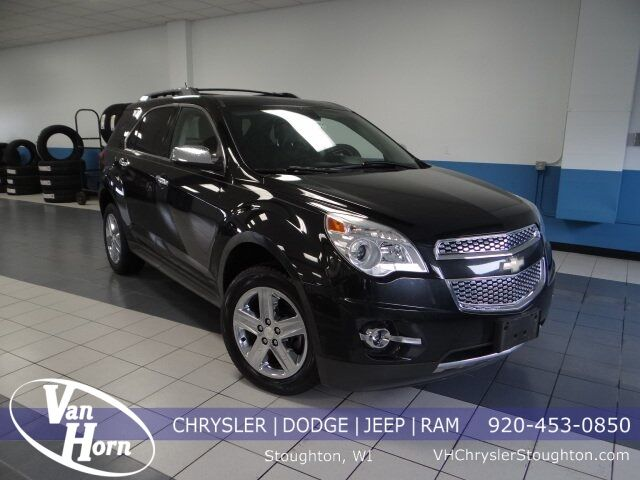 2014 Chevrolet Equinox LTZ Stoughton WI