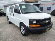 2014_Chevrolet_Express_1500 Cargo_ Houston TX