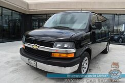 2014_Chevrolet_Express_1500 Cargo Van / AWD / 5.3L V8 / Back Up Camera / Cruise Control / Aux Jack / Power Locks & Windows / Low Miles / 1-Owner_ Anchorage AK