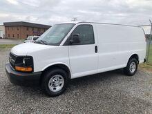 2014_Chevrolet_Express 2500 Cargo Van w/ Bin Pkg__ Ashland VA