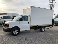 Chevrolet Express 3500 Box Truck w/ Tommy Gate Lift 2014