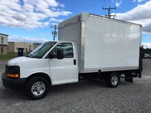 2014_Chevrolet_Express 3500 Box Van w/ Lift Gate__ Ashland VA
