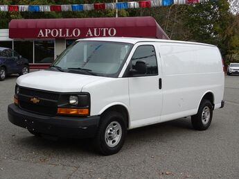 2014_Chevrolet_Express Cargo Van__ Cumberland RI