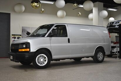 2014_Chevrolet_Express Cargo Van_1500 AWD_ Boston MA
