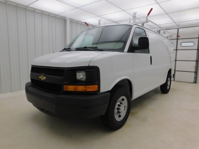 2014 Chevrolet Express Cargo Van RWD 3500 135 Manhattan KS