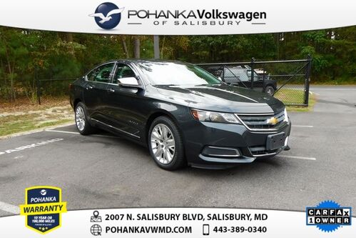 2014_Chevrolet_Impala_LS ** CLEAN CARFAX ** CHECK IT OUT **_ Salisbury MD