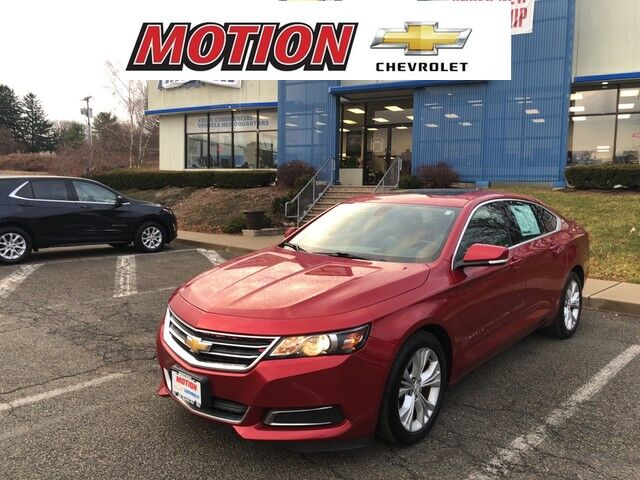 2014 Chevrolet Impala LT Hackettstown NJ