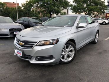 2014_Chevrolet_Impala_LT_ Worcester MA