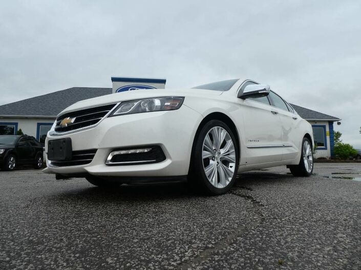2014 Chevrolet Impala LTZ- LEATHER- NAVIGATION- ADAPTIVE CRUISE- HEATED AND COOLED SEATS Essex ON