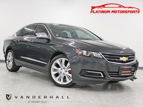 2014 Chevrolet Impala LTZ 1 Owner Auto Only 15K Miles Like New Pano Nav Leather Factory 20 Alloys Fully Loaded Hickory Hills IL