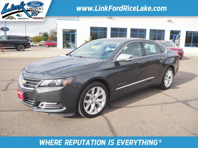 2014 Chevrolet Impala LTZ w/1LZ Rice Lake WI