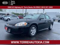 2014 Chevrolet Impala Limited 4dr Sdn LS
