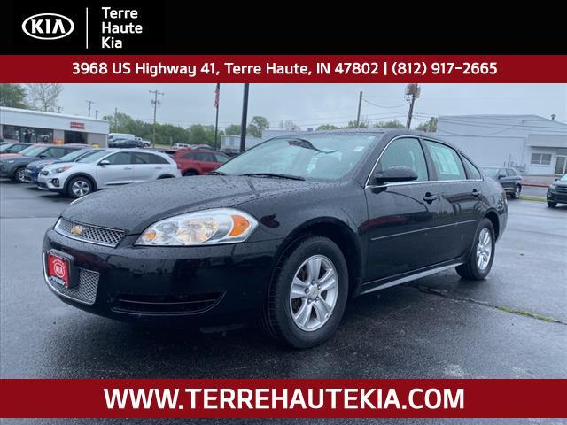 2014 Chevrolet Impala Limited 4dr Sdn LS Terre Haute IN