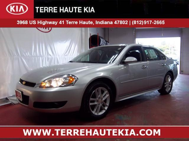 2014 Chevrolet Impala Limited 4dr Sdn LTZ Terre Haute IN