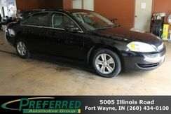 2014_Chevrolet_Impala Limited_LS_ Fort Wayne Auburn and Kendallville IN