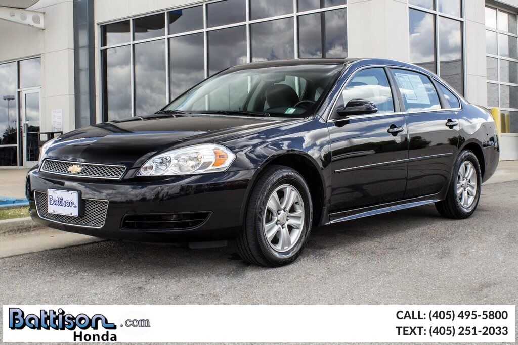 2014_Chevrolet_Impala Limited_LS_ Oklahoma City OK