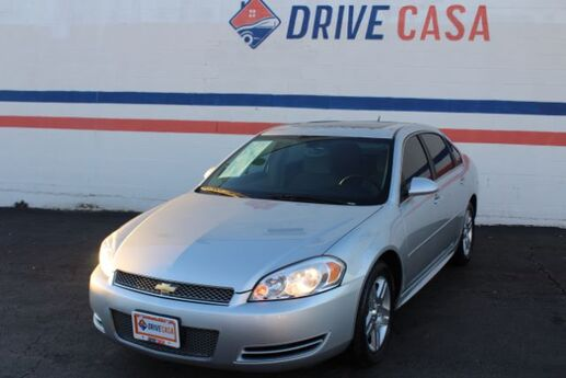 2014 Chevrolet Impala Limited LT Dallas TX