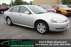2014_Chevrolet_Impala Limited_LT_ Fort Wayne Auburn and Kendallville IN