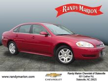 2014_Chevrolet_Impala Limited_LT_ Hickory NC