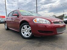 2014_Chevrolet_Impala Limited_LT_ Jackson MS