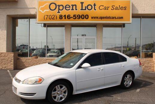 2014 Chevrolet Impala Limited LT Las Vegas NV