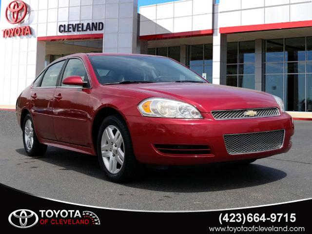 2014 Chevrolet Impala Limited LT McDonald TN
