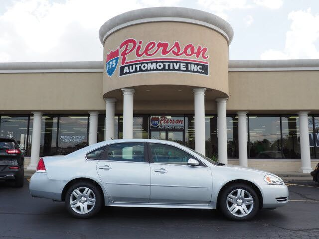 2014 Chevrolet Impala Limited LT Middletown OH