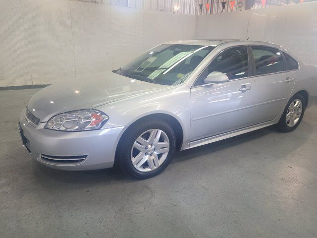 2014 Chevrolet Impala Limited LT Oroville CA
