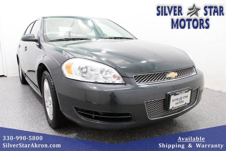 2014 Chevrolet Impala Limited LT Tallmadge OH