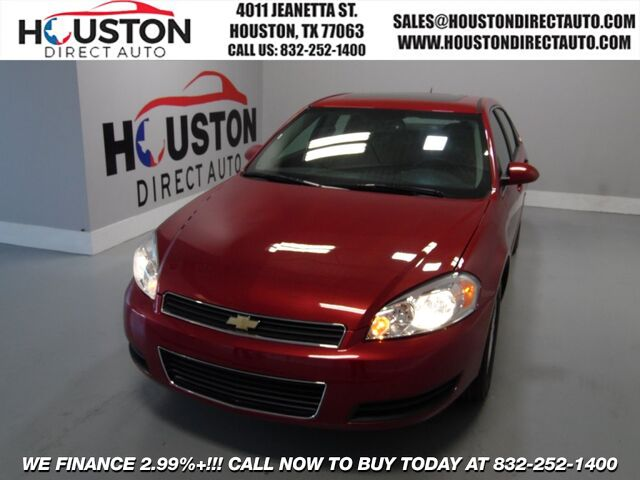 2014 Chevrolet Impala Limited LT Houston TX