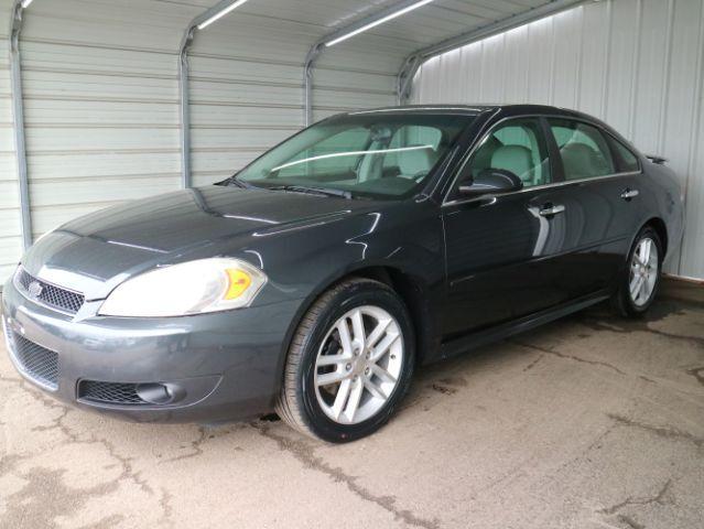 2014 Chevrolet Impala Limited LTZ Dallas TX