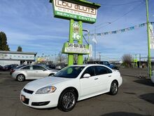 2014_Chevrolet_Impala Limited_LTZ_ Eugene OR