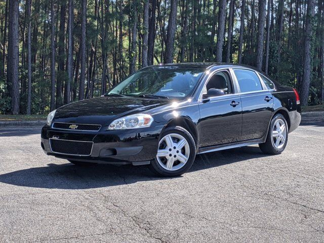 2014 Chevrolet Impala Limited Police Police Raleigh NC