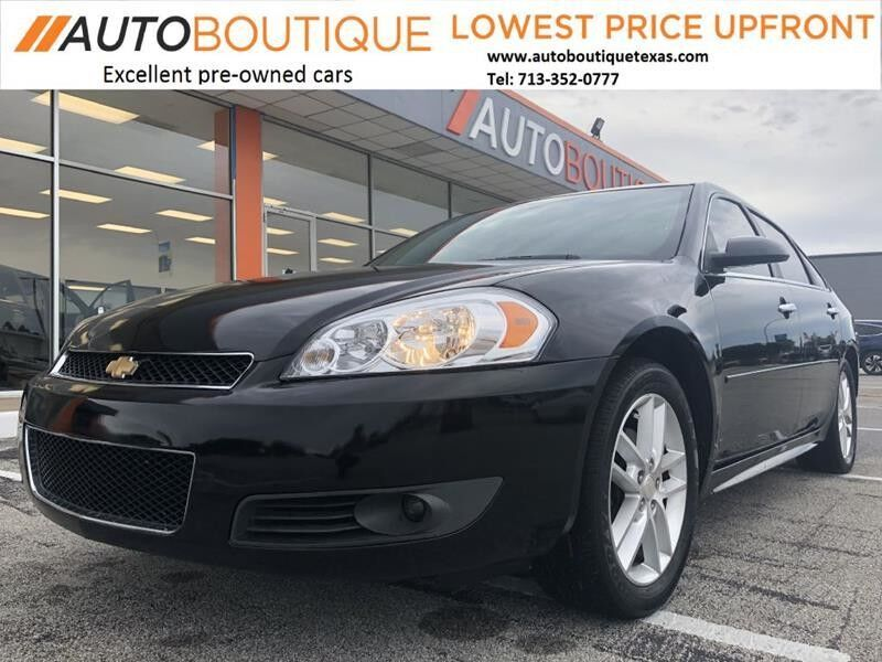 2014 Chevrolet Impala Limited (fleet Only) 4dr Sdn LTZ Fleet Jacksonville FL