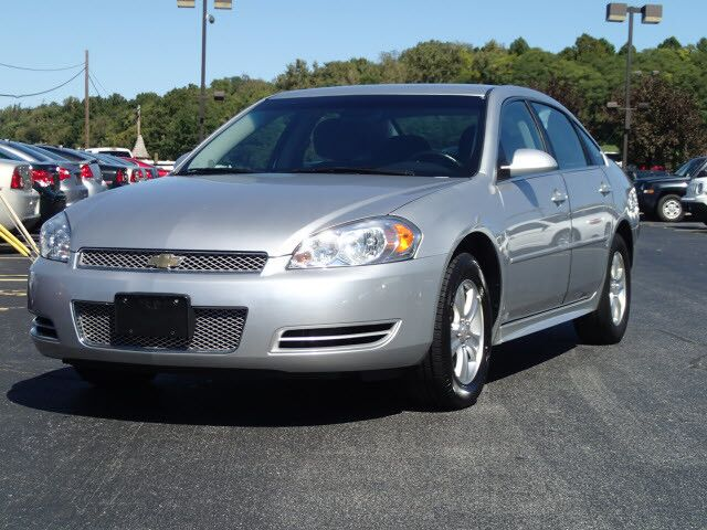 2014 Chevrolet Impala Limited (fleet-only) LS Collinsville IL