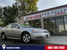 2014_Chevrolet_Impala Limited (fleet-only)_LS_ South Amboy NJ