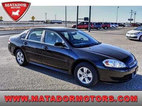 2014_Chevrolet_Impala Limited (fleet-only)_LS_ Lubbock & Wolfforth TX