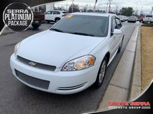 2014_Chevrolet_Impala Limited (fleet-only)_LT_ Central and North AL