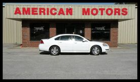2014_Chevrolet_Impala Limited (fleet-only)_LT_ Brownsville TN