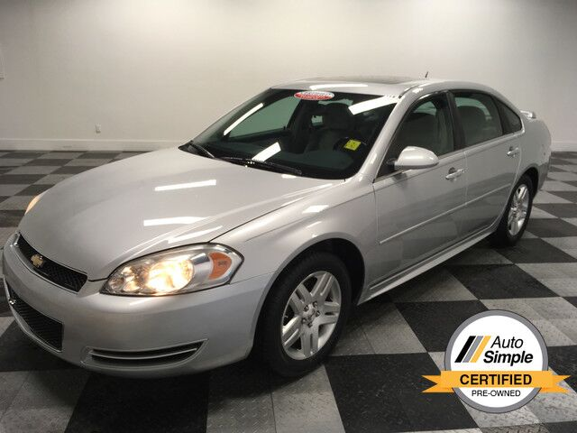 2014 Chevrolet Impala Limited (fleet-only)