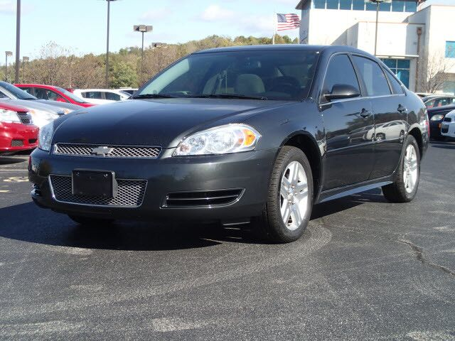 2014 Chevrolet Impala Limited (fleet-only) LT Collinsville IL