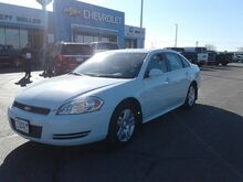 2014_Chevrolet_Impala Limited (fleet-only)_LT_ Viroqua WI