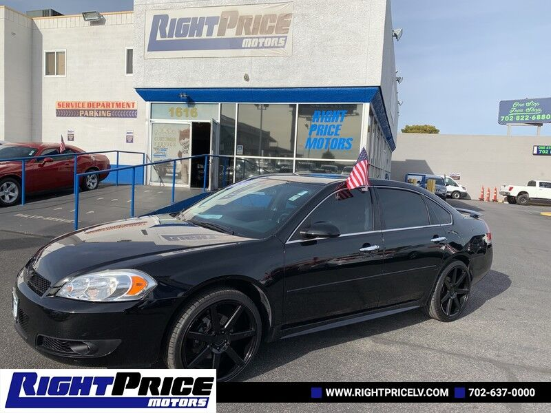 2014 Chevrolet Impala Limited (fleet-only) LTZ Las Vegas NV