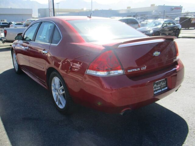 2014 Chevrolet Impala Limited (fleet-only) LTZ Murray UT