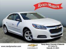 2014_Chevrolet_Malibu_LS_ Hickory NC