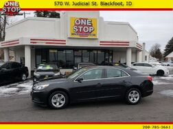 2014_Chevrolet_Malibu_LS_ Pocatello and Blackfoot ID