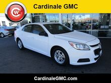 2014_Chevrolet_Malibu_LS_ Seaside CA
