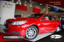 2014 Chevrolet Malibu LT Crystal Red Premium PKG