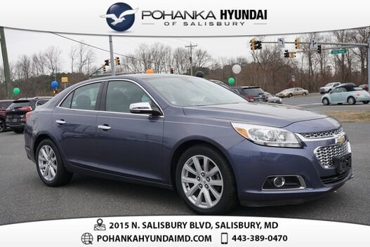 2014_Chevrolet_Malibu_LT **LOWEST PRICE**_ Salisbury MD